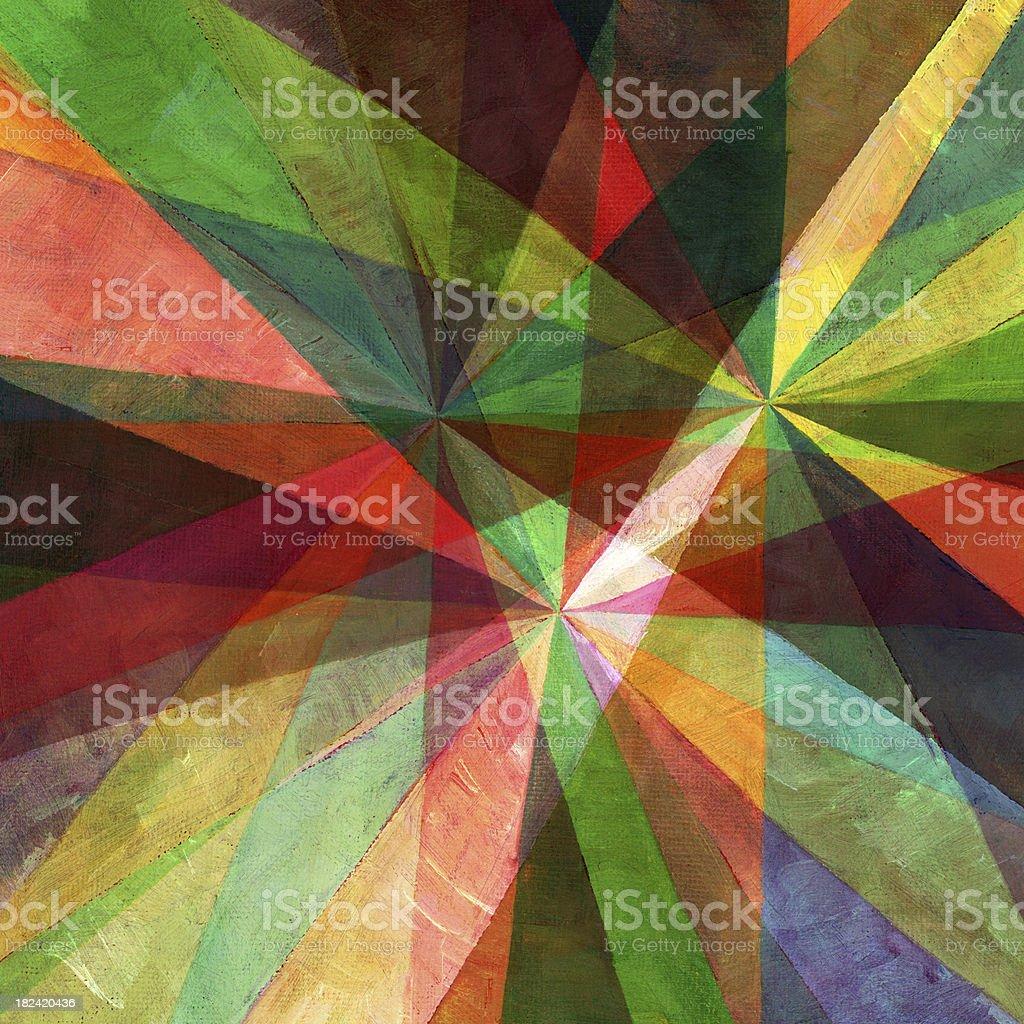 Kaleiscope Pattern vector art illustration