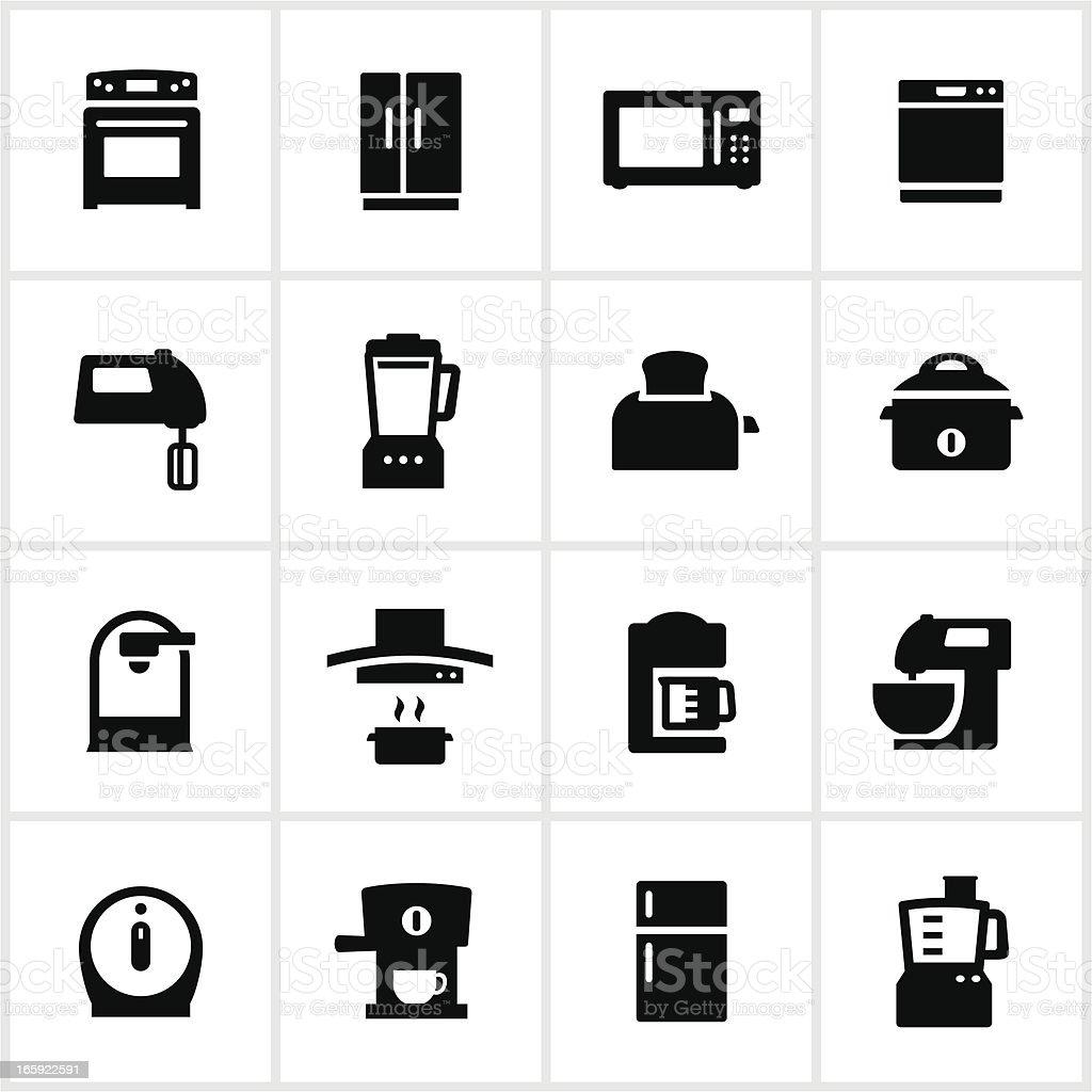 Uncategorized Free Kitchen Appliances kitchen appliances icons stock vector art 165922591 istock royalty free art