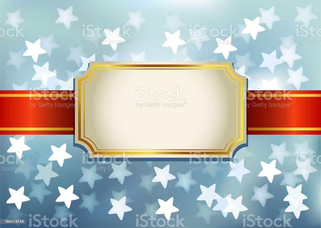 Label royalty-free stock vector art