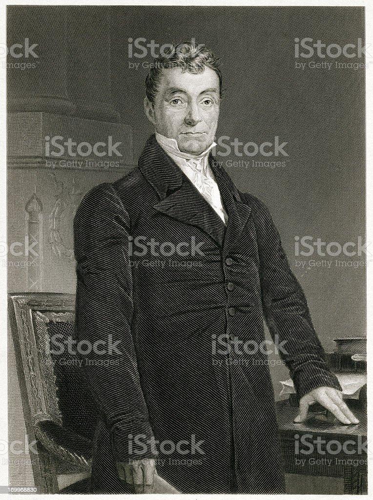 Lafayette royalty-free stock vector art