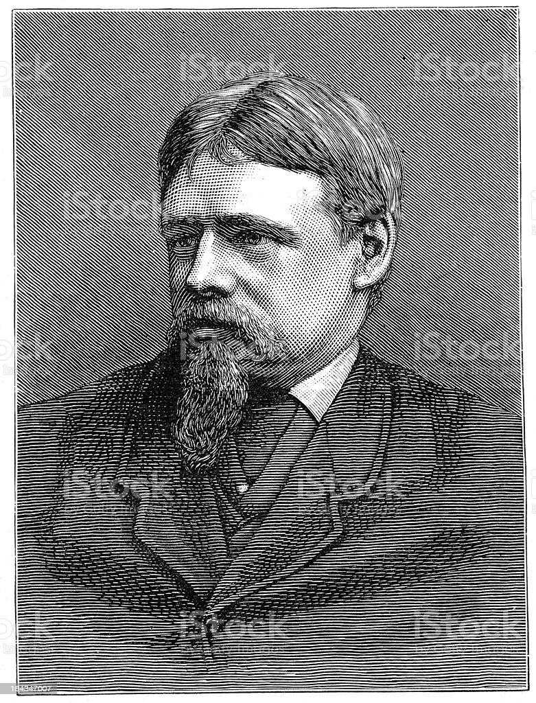 Lawrence Alma Tadema vector art illustration