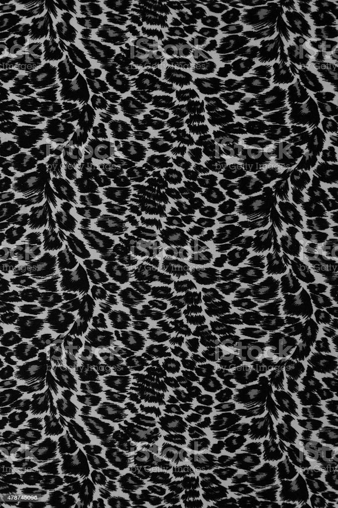 Leopard background vector art illustration