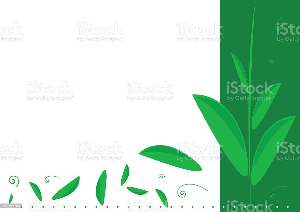 Letter paper royalty-free stock vector art
