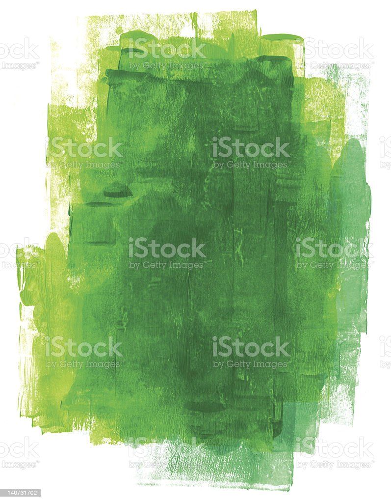 Lime green abstract royalty-free stock vector art