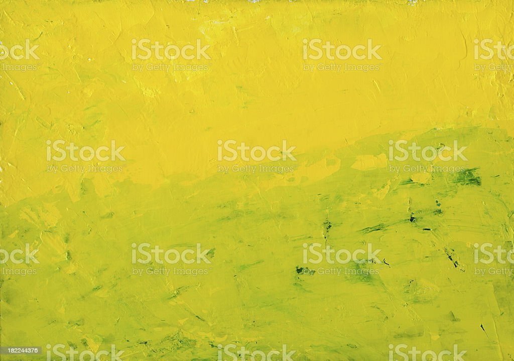 Lime To Green Background royalty-free stock vector art