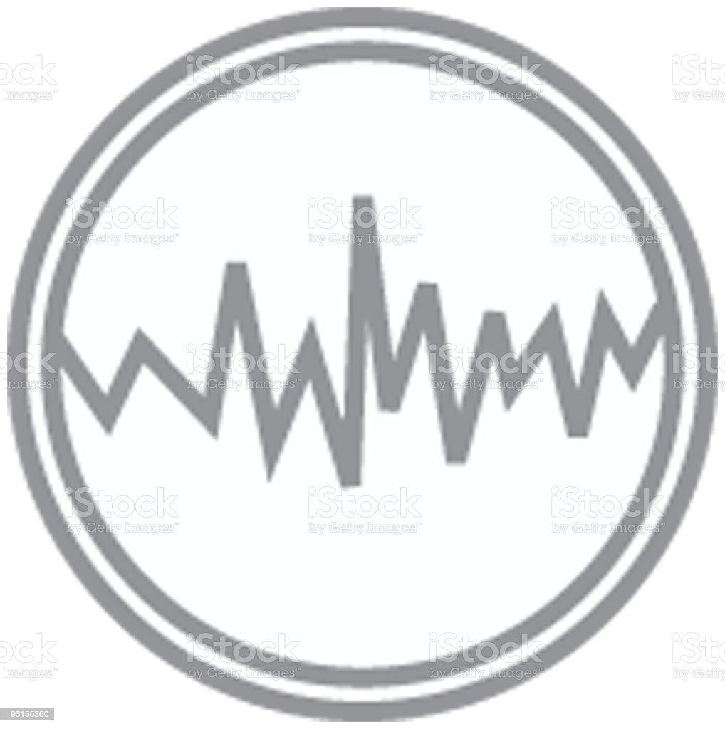 Line Scope royalty-free stock vector art