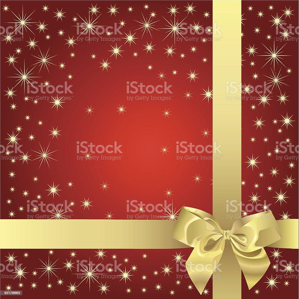Magic Present (vector + XXL jpg in ZIP folder) royalty-free stock vector art