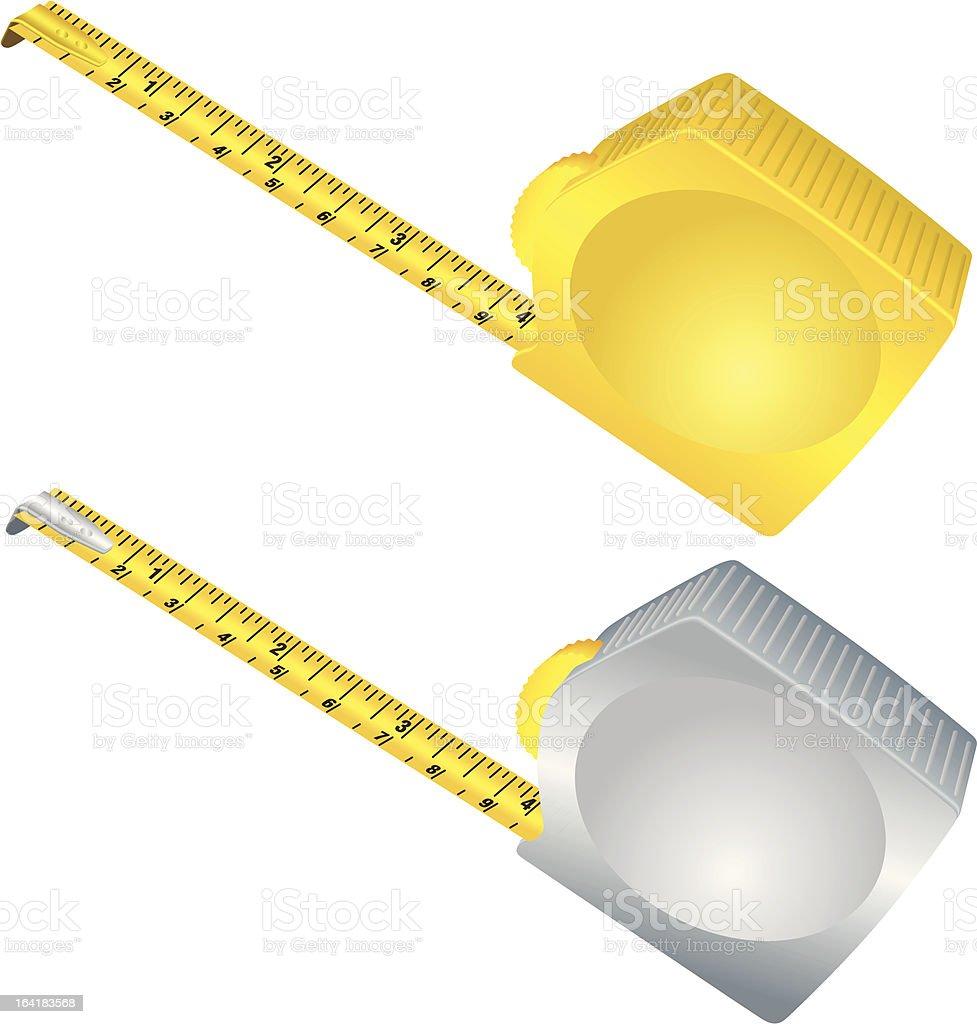 Measure meter royalty-free stock vector art