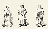 Medieval Monks - Benedictine Carthusian and Cistercian