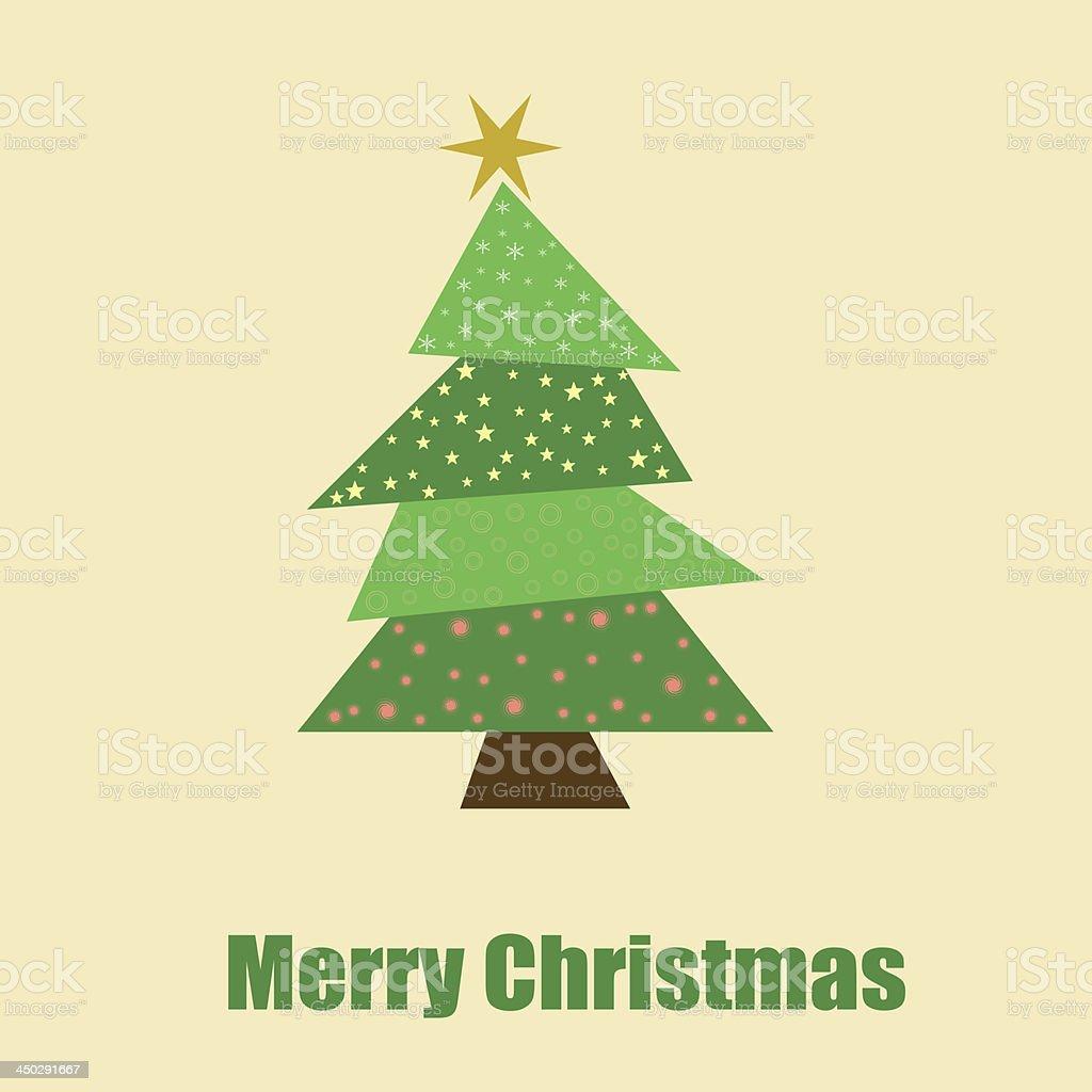 Merry Christmas theme royalty-free stock vector art