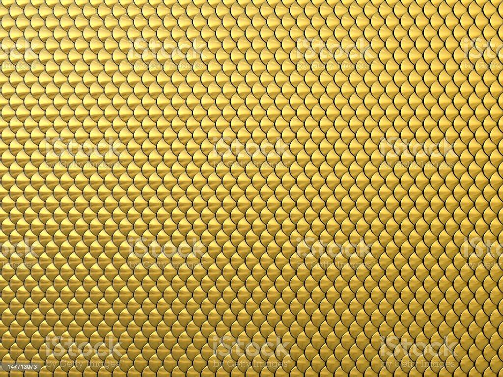 Metal animal skin royalty-free stock vector art