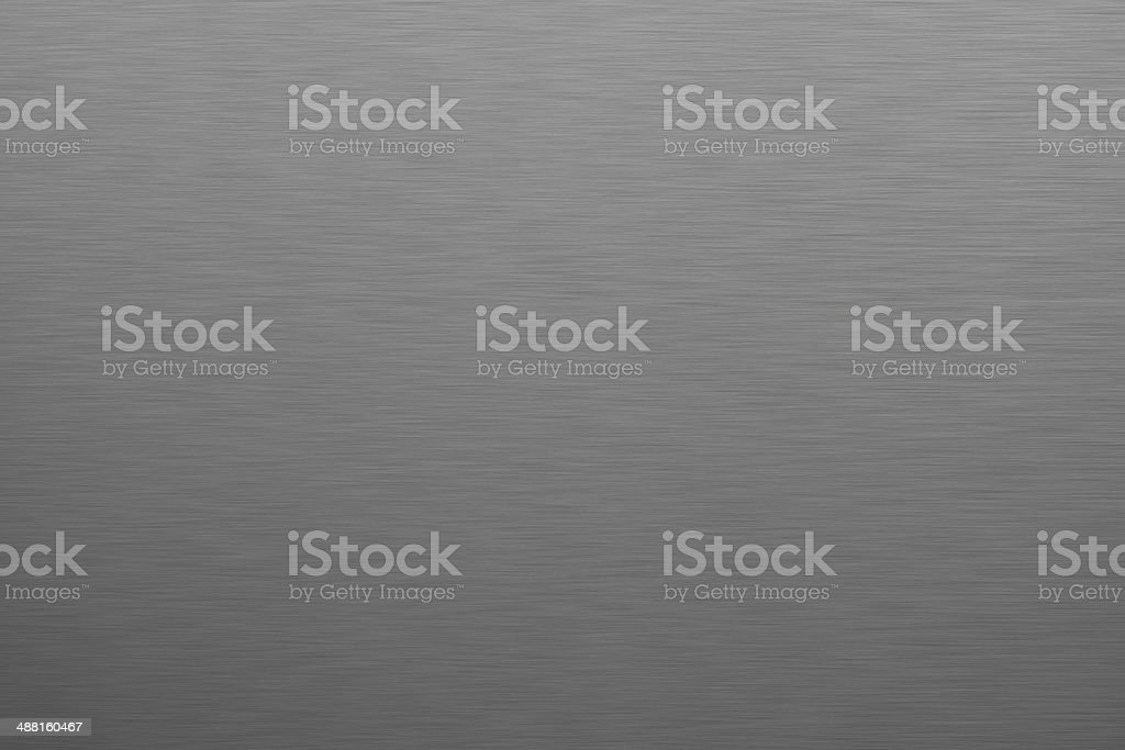 Metal background. vector art illustration