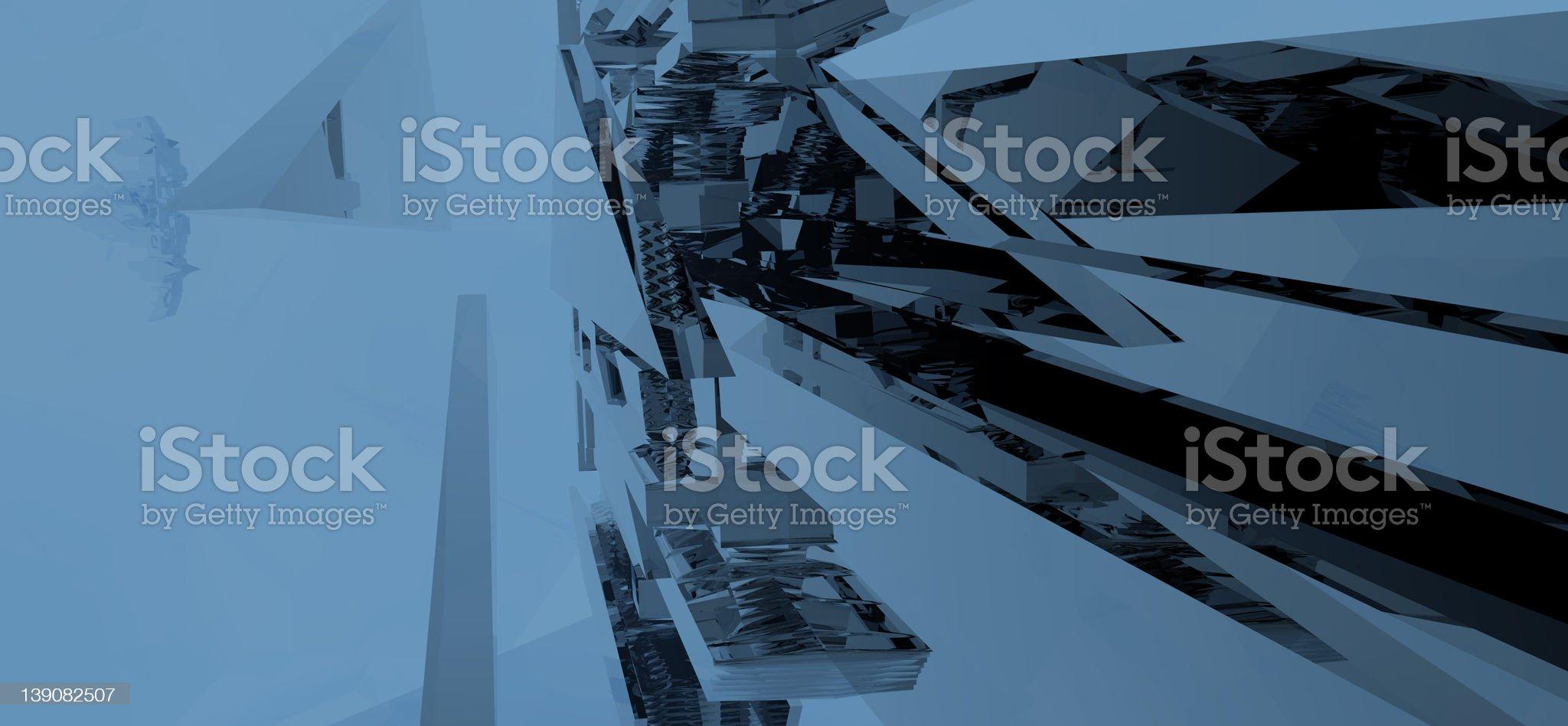 Metal Junk 1 royalty-free stock vector art