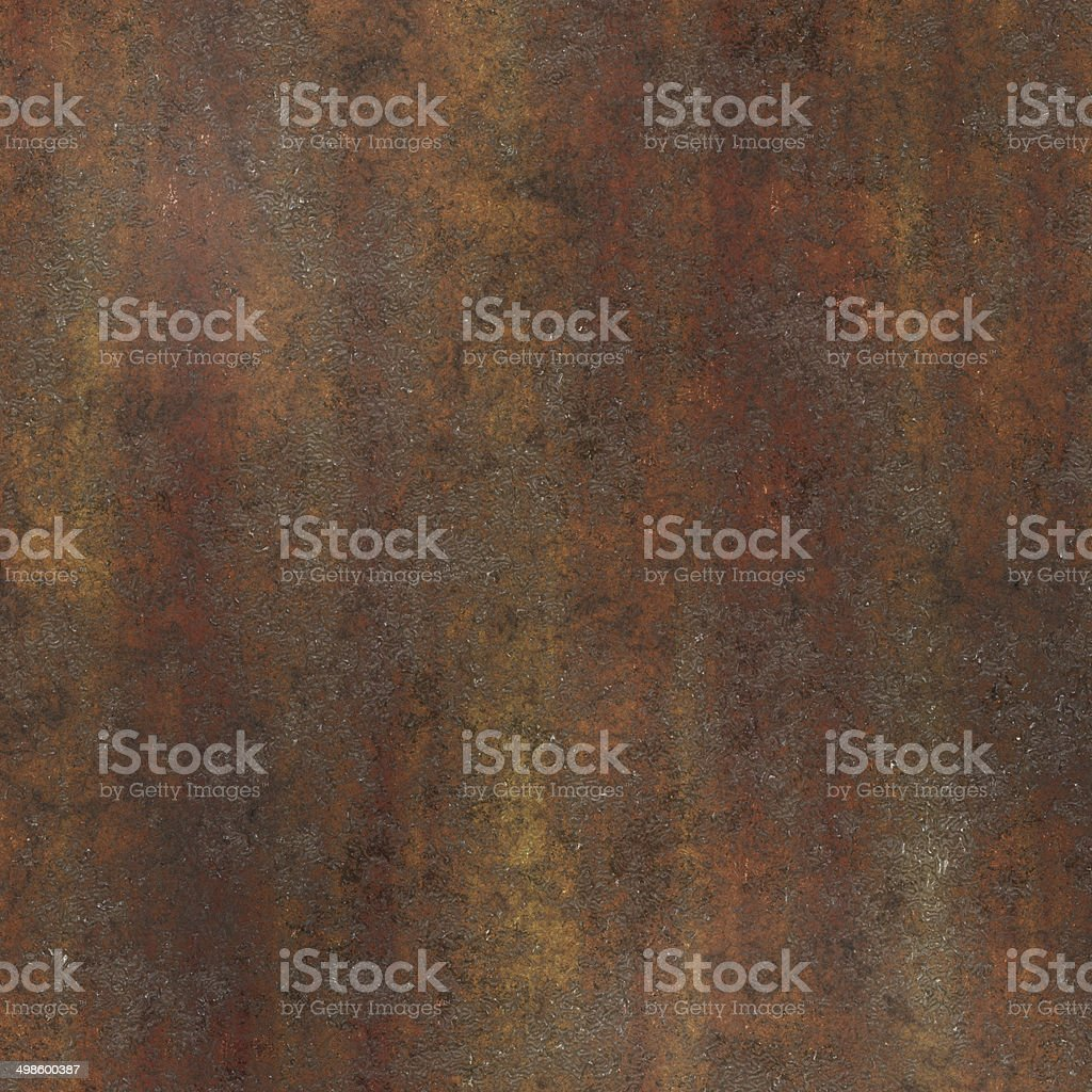 metal rust vector art illustration