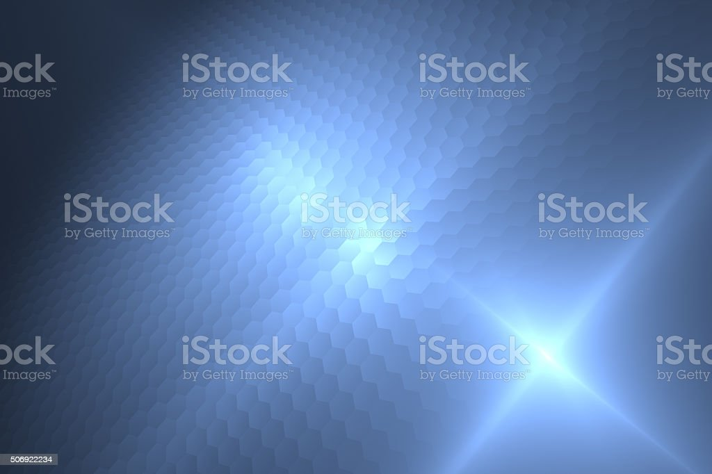 metal surface - abstract futuristic background stock photo