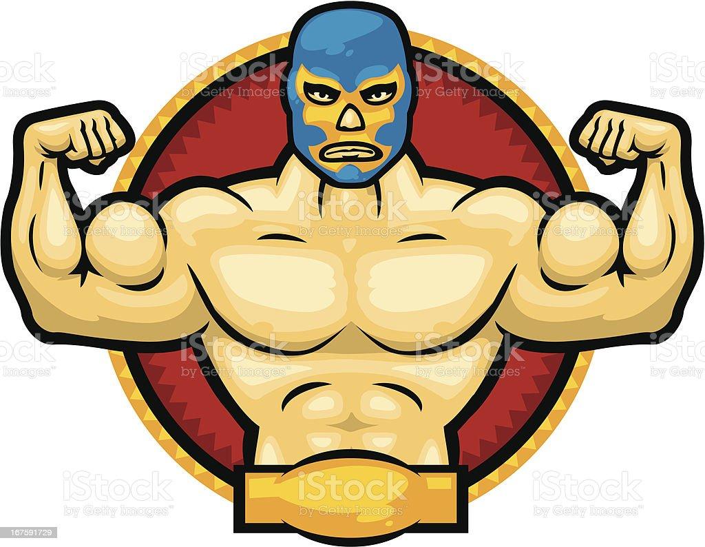 Lucha Libre Clip Art, Vector Images & Illustrations - iStock
