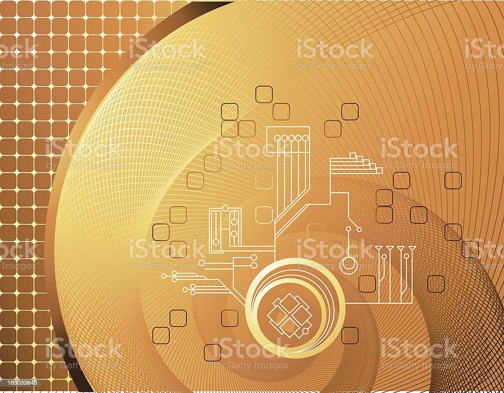 Modern Background royalty-free stock vector art