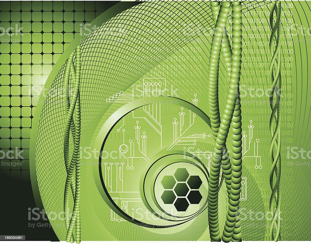 Modern Background vector art illustration