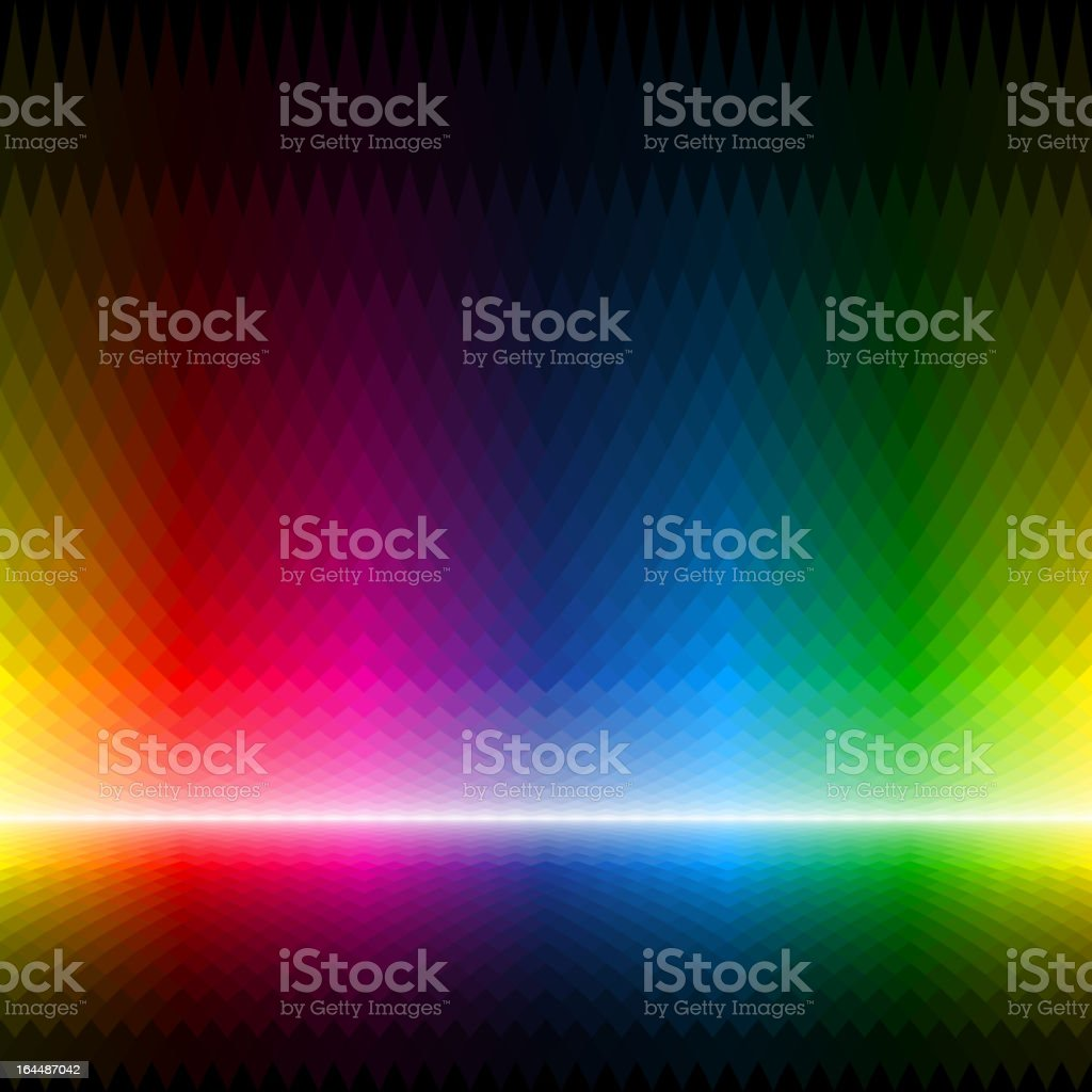 Multicolor background royalty-free stock vector art