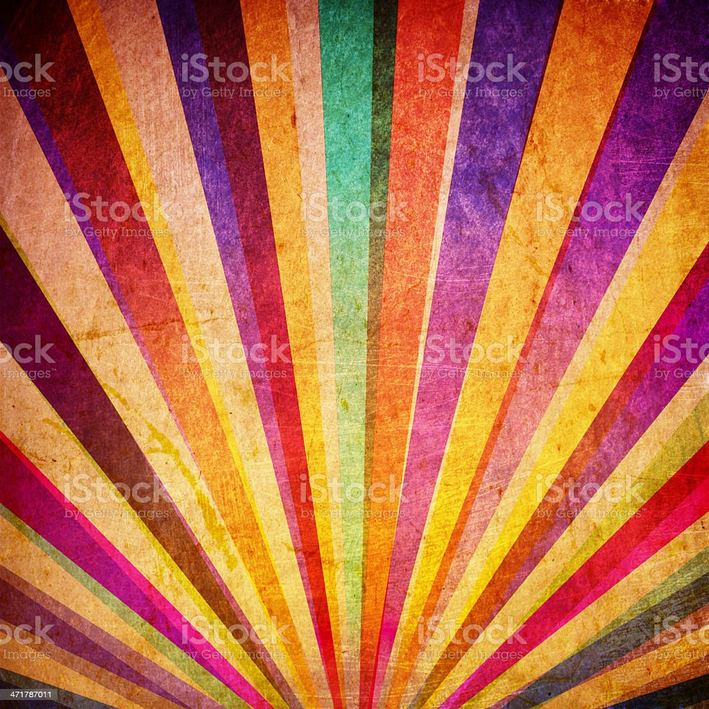 multicolor grunge background vector art illustration