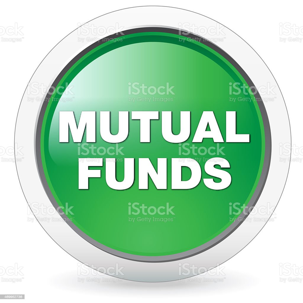 mutual funds vector art illustration