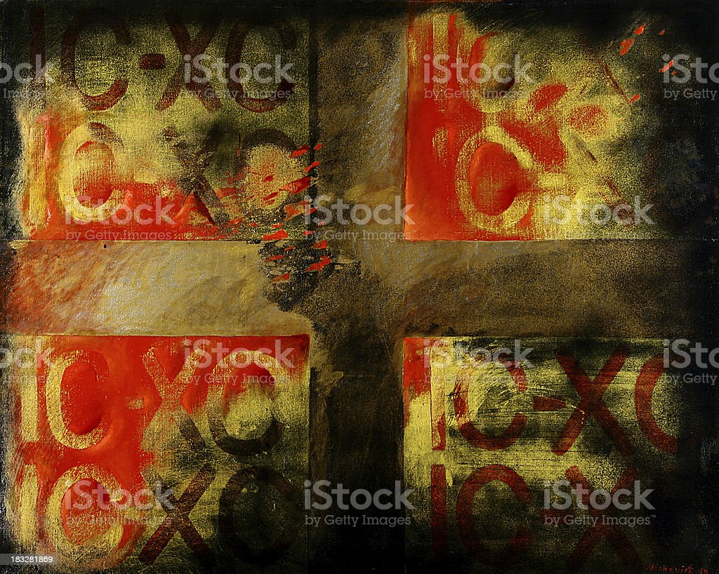 my paintings 2 royalty-free stock vector art