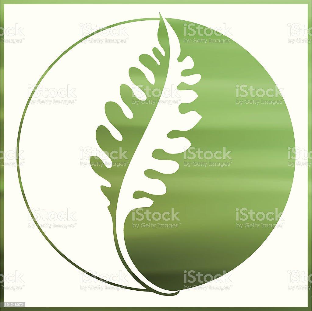 Nature (vector) royalty-free stock vector art