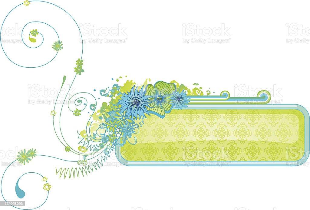 Neon Abstract vector art illustration