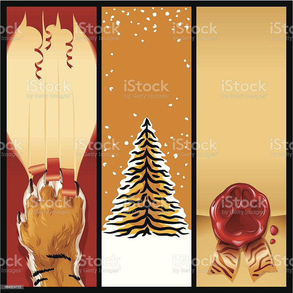 New Year's backgrounds 2010 royalty-free stock vector art