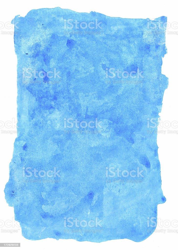 Noronha Blue Frame Vol III royalty-free stock vector art