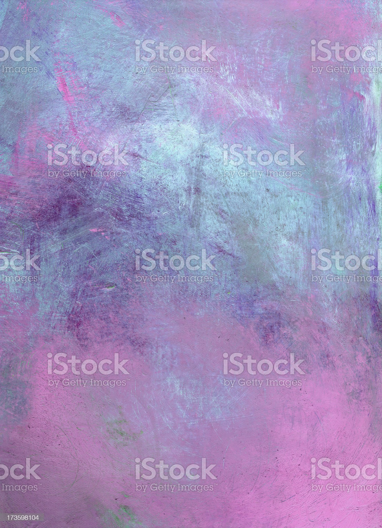 Oil on Canvas Painting Background royalty-free stock vector art