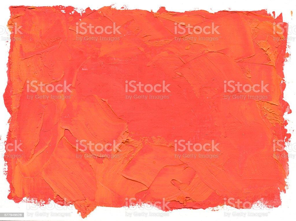 Oil Paint texture vector art illustration