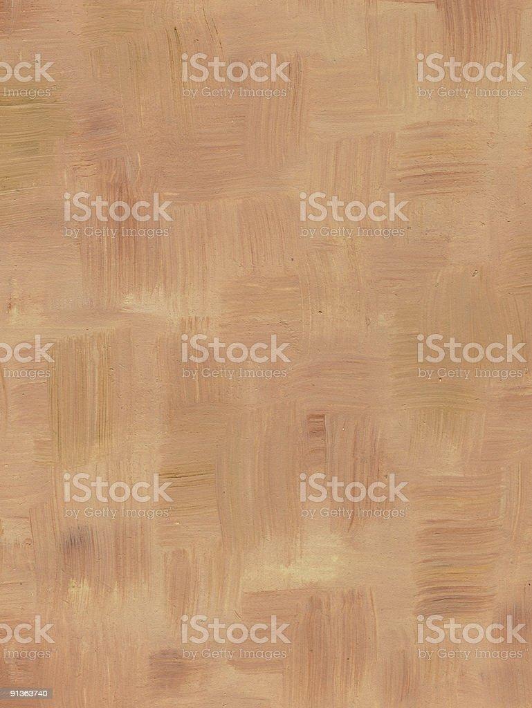 Öl gemalt abstrakte beige Hintergrund Lizenzfreies vektor illustration