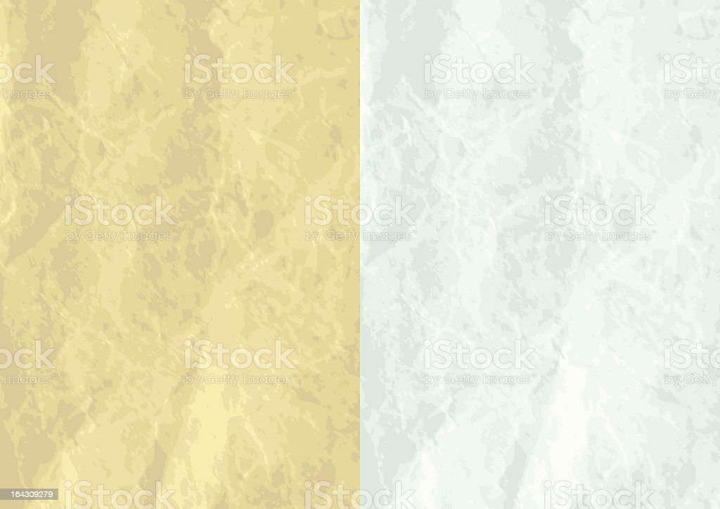 Old paper sheet royalty-free stock vector art