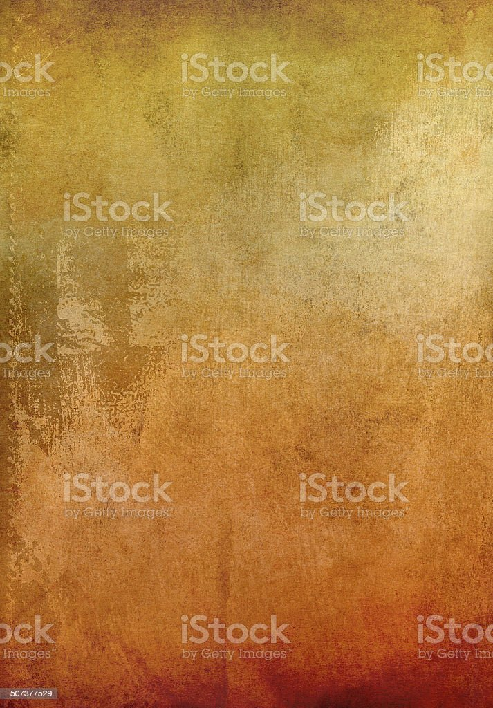 old weathered paper vector art illustration