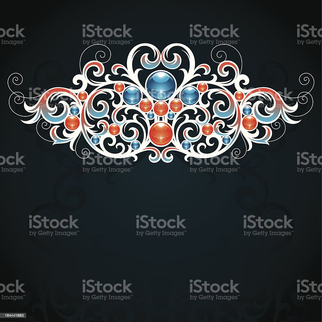 ornament royalty-free stock vector art