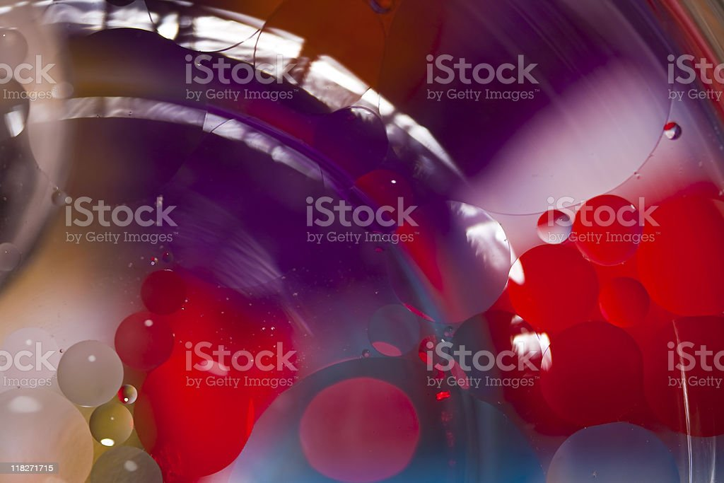 Out of focus royalty-free stock vector art