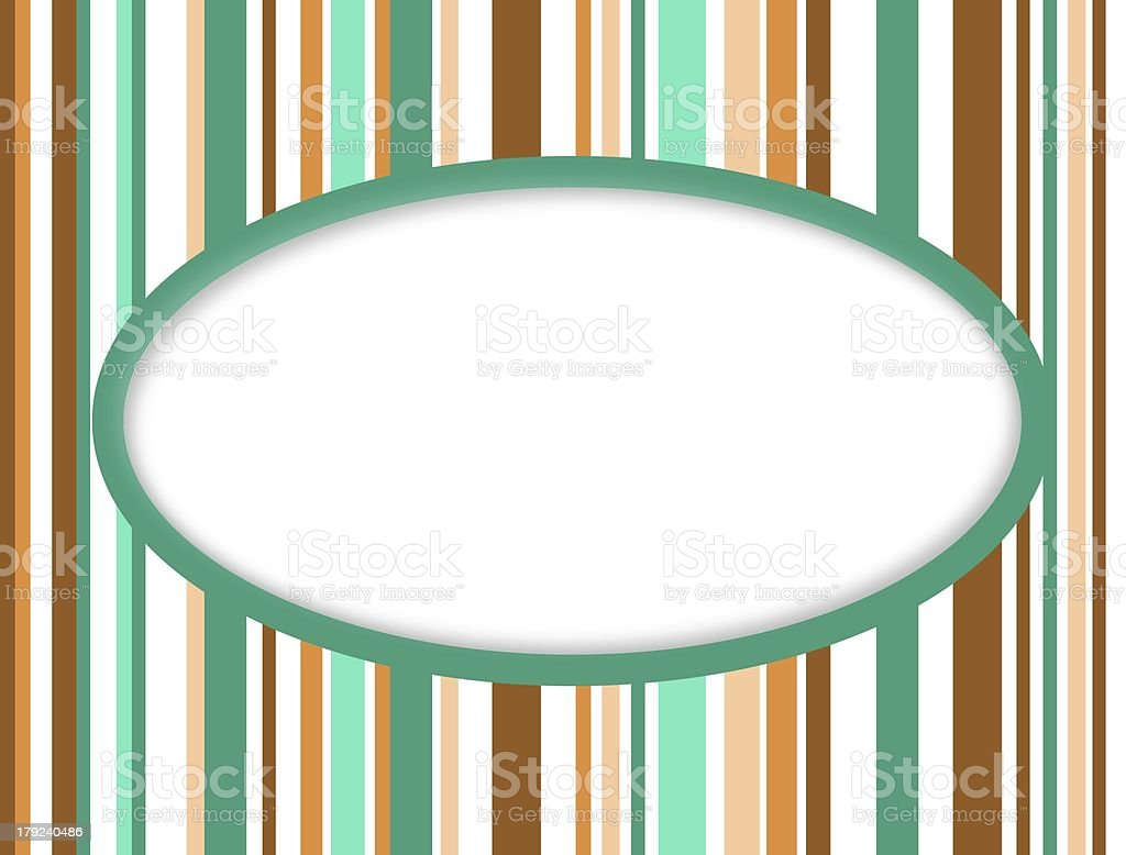 oval royalty-free stock vector art