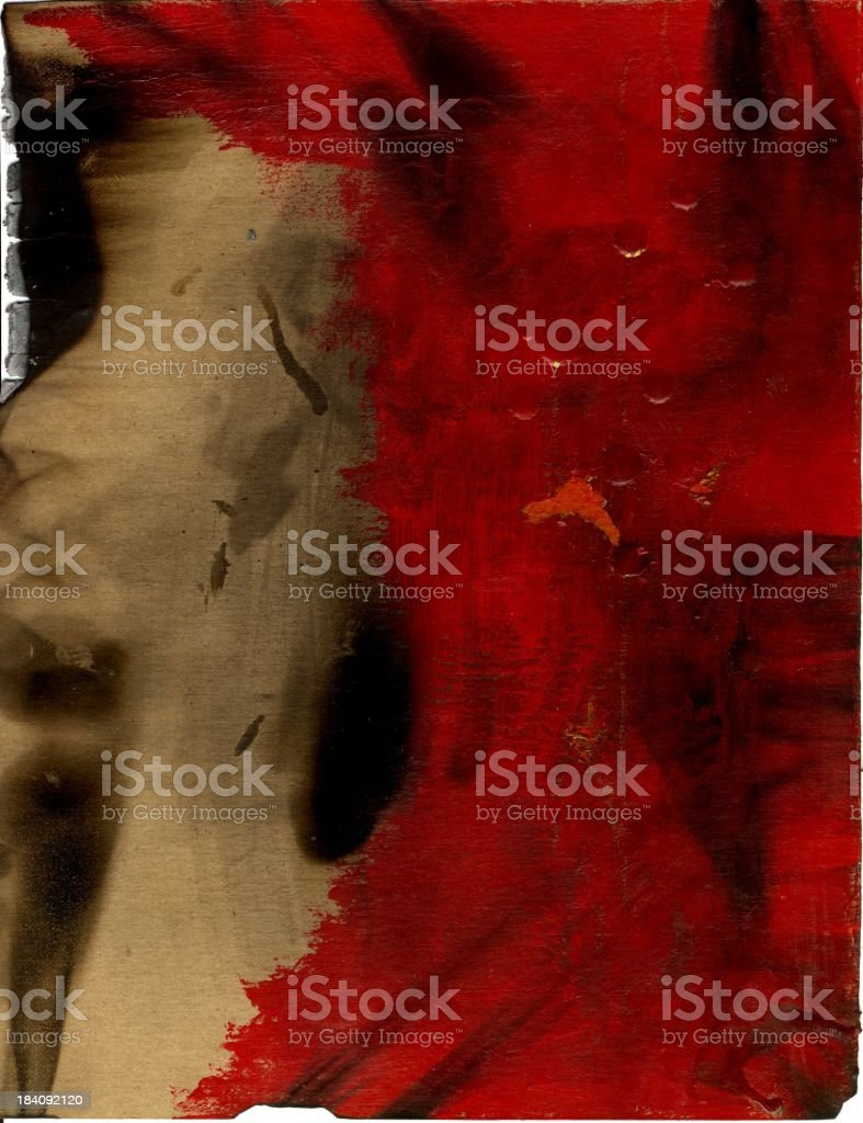 pain royalty-free stock vector art