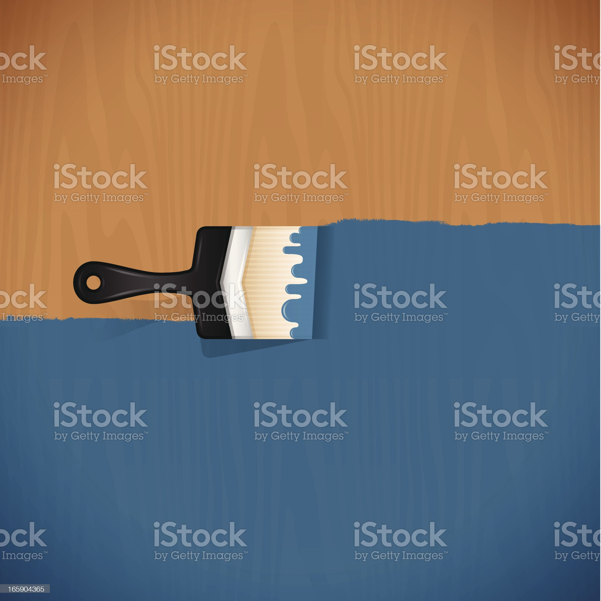 Paint Background royalty-free stock vector art