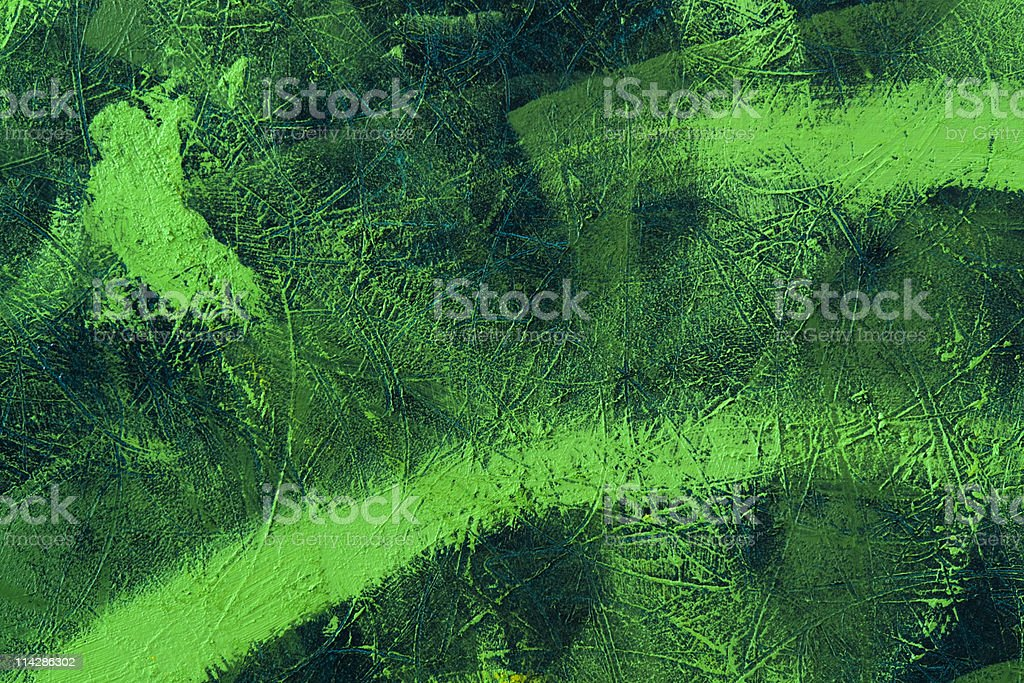 painted green background royalty-free stock vector art