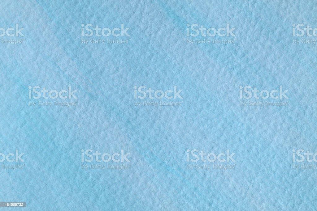 pintura azul turquesa con textura de fondo de acuarela verde libre de derechos libre de