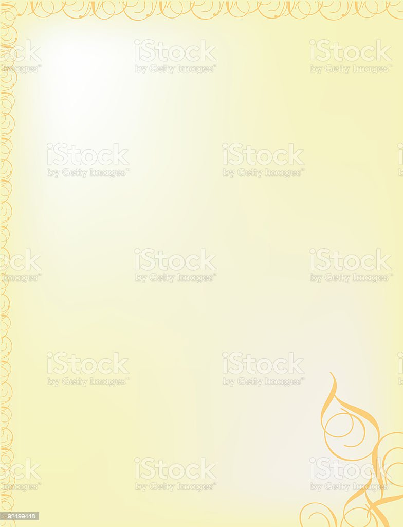 Paper Background 3 royalty-free stock vector art