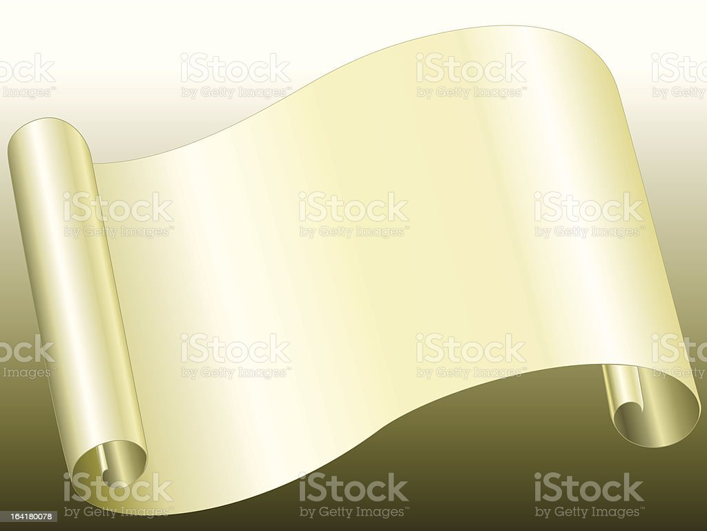 paper corner bended royalty-free stock vector art