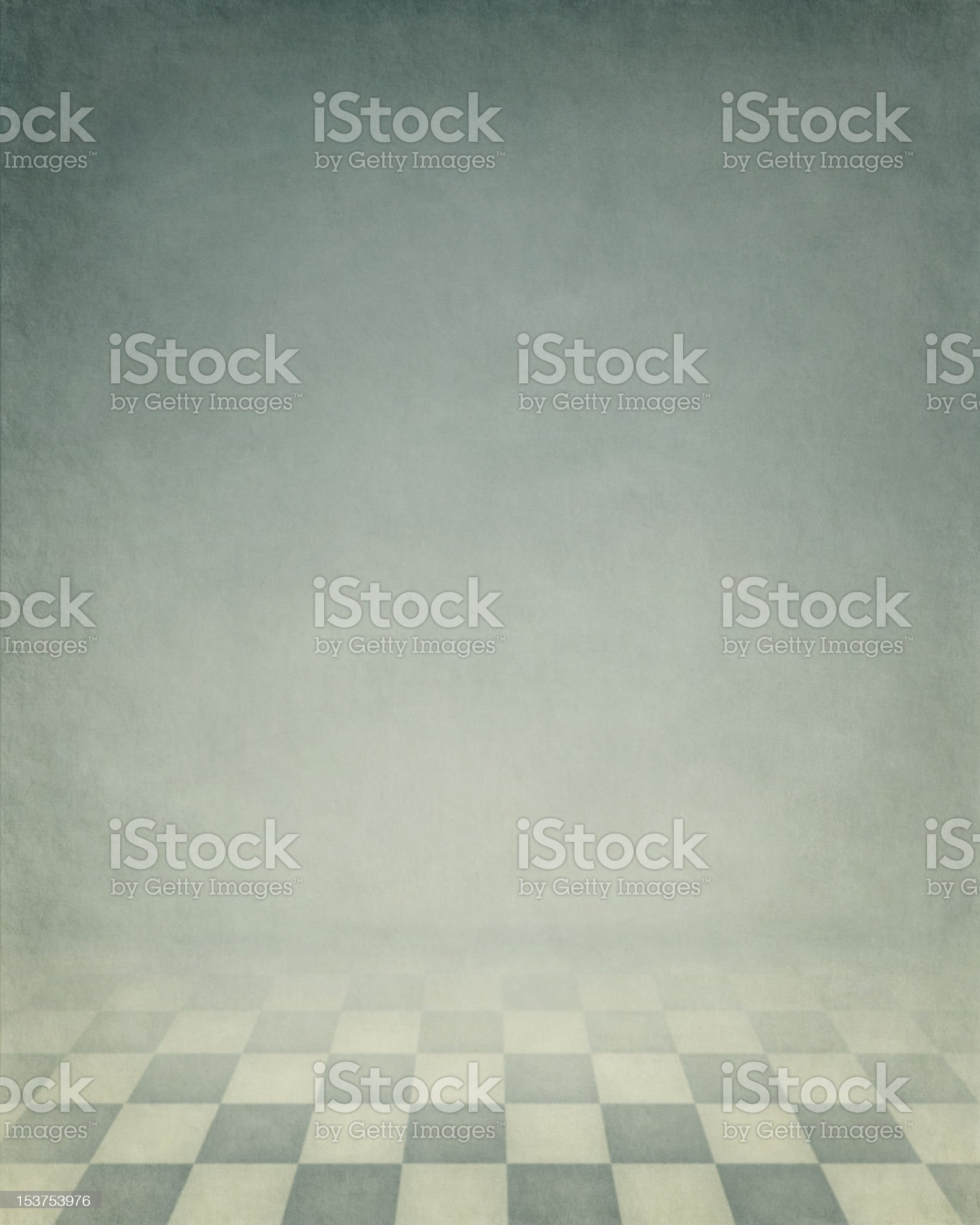 Pastel blue background for card or poster. royalty-free stock vector art