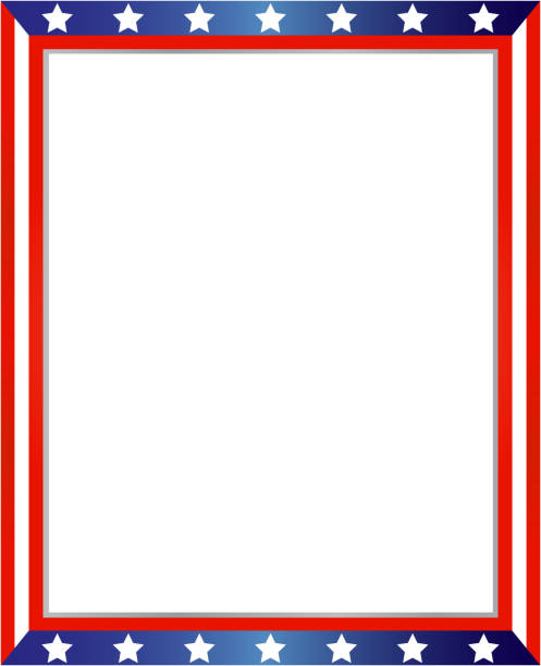 Flag Border Clip Art - Savoronmorehead