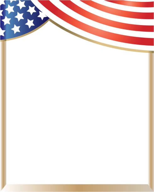 Flag Border Clip Art - dothuytinh