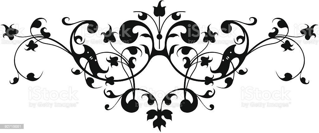 Pattern 03 vector royalty-free stock vector art