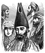 People and traditions of the World: Persians