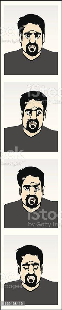 photo vector art illustration